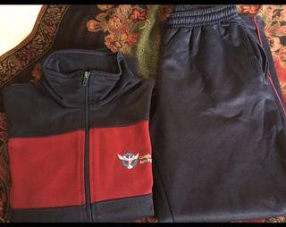 Chándal y jersey Juan Pablo II