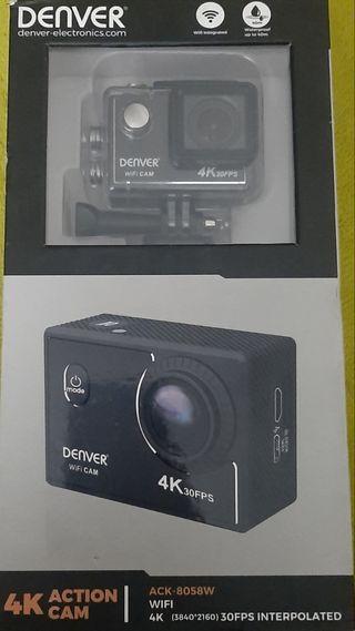 Denver 4K Action Cam (similar GoPro)