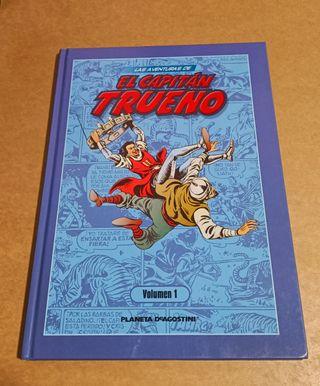 """Cómic """"El Capitán Trueno"""" Volumen 1"""