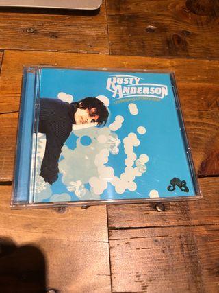 "Rusty Anderson ""Undressing Underwater"""