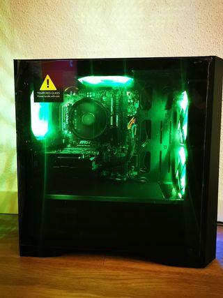 PC GAMING RGB Ryzen 5