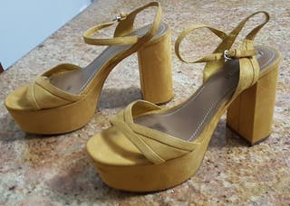 Zapatos Mujer Zara Talla 41