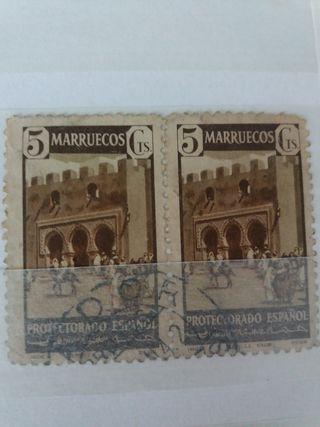 Lote de 850 sellos del mundo S.XX