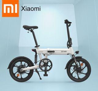 Bicicleta eléctrica urbana plegable MiZ16 36v 250w