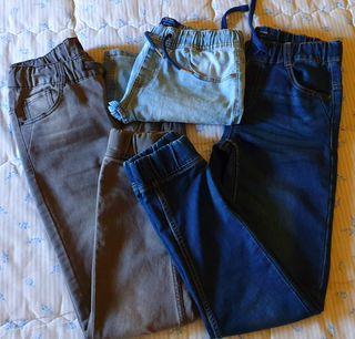 lote pantalones t.12