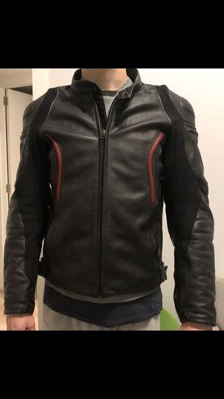 Chaqueta de piel Ducati