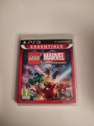 Lego Marvel Super Héroes PS3
