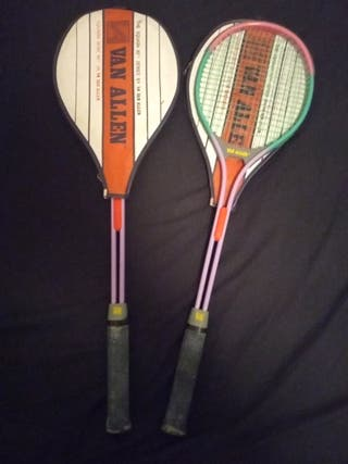 Raquetas squash