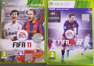 Video juegos de futbol