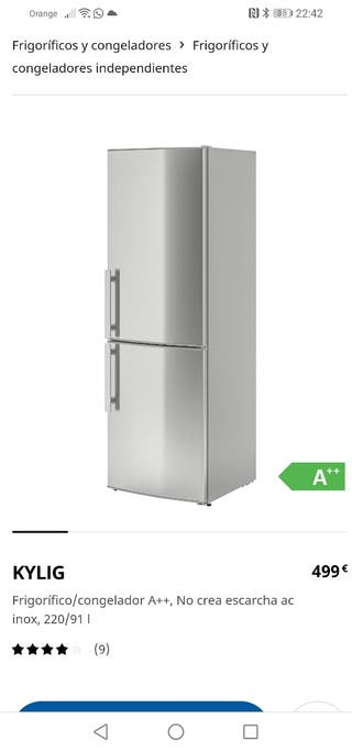 Frigorifico / congelador