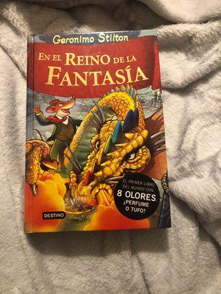"""Libro """"En el reino de la fantasía"""""""