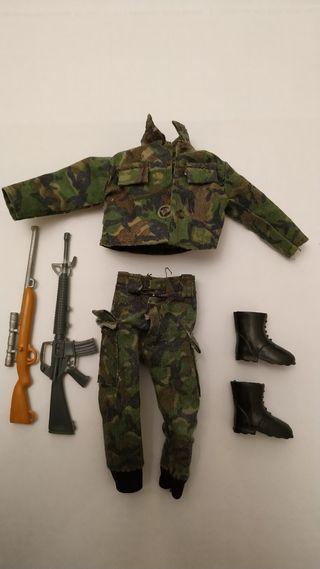 Militar Madelman Altaya