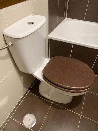 Taza de inodoro, wc