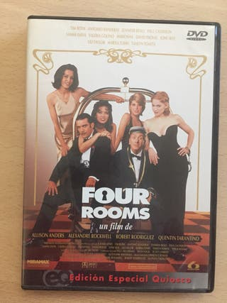 Four Rooms - DVD