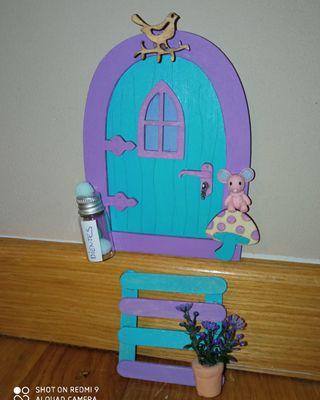puertas ratón Pérez