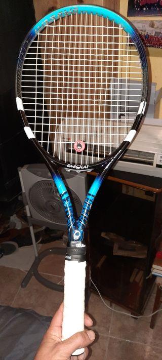 raquetas de tenias