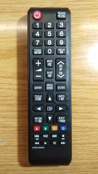 Mando para television SAMSUNG. sin Smart TV