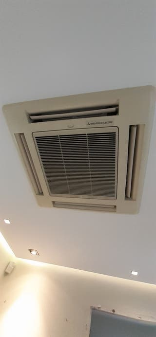 Aire acondicionado mitsubishi 5300 frigorias