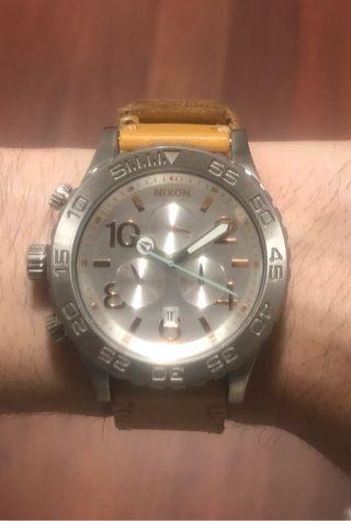 Reloj NIXON 42-20 CHRONO