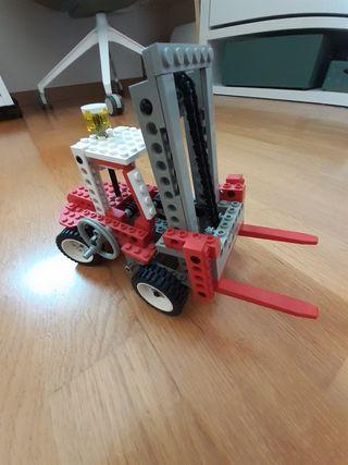 Carretilla de Lego Technic