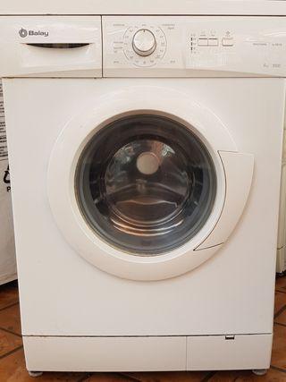 lavadora balay 6kg