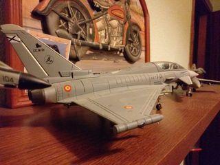Maqueta Avion Eurofighter Thypphon