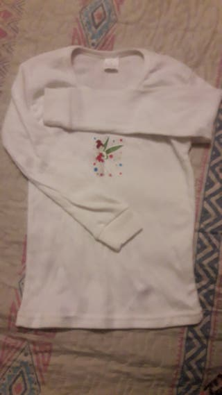 Camiseta interior infantil