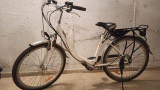 Bici eléctrica NO plegable