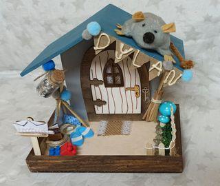 casita raton Pérez
