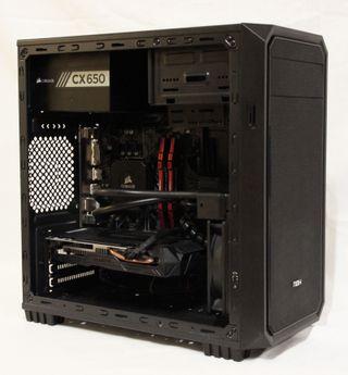 Pc Gaming i7 8700K 500GB SSD 16GB RAM GTX1060 6GB