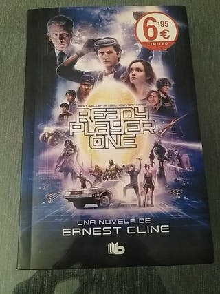 Ready Player One Bolsillo (Ernest Cline). Novela