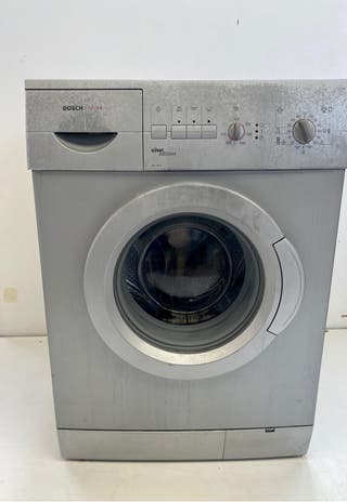 Lavadora Bosch inox 6kg