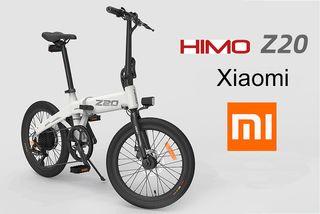 Bicicleta eléctrica urbana plegable MiZ20 36v 250w