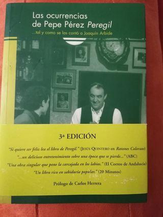 Las ocurrencias de Pepe Pérez Peregil