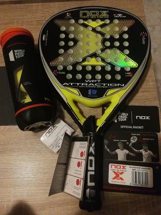 raqueta padel 2021
