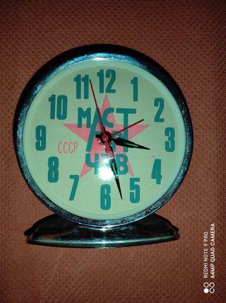 Reloj Despertador Vintage CCCP