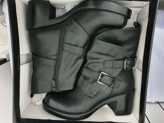 botas moteras, talla 37