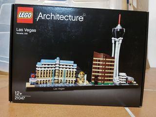 Lego Architecture 21047 - Las Vegas - Nuevo
