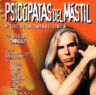Psicopatas del Mastil, Libro metodo Guitarra