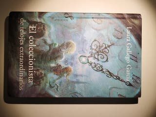 Libro El coleccionista de reloj extraordinarios