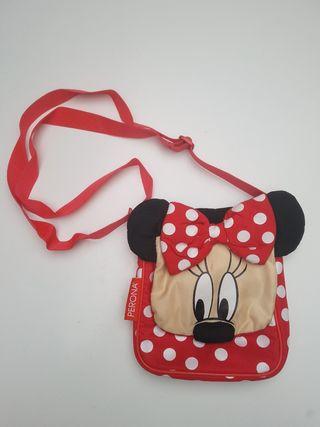 "Bandolera ""Minnie mouse"""