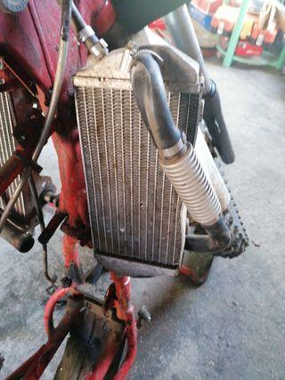 radiadores gas gas 250