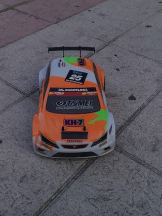 RC 1:10 Seat León