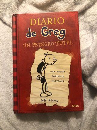 Libro diario de greg 1