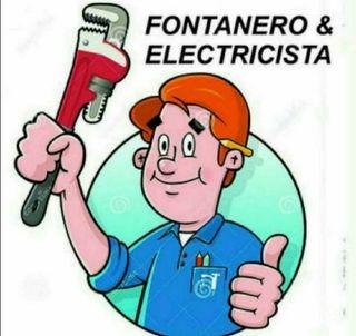 Electricista y fontanero LOW COST