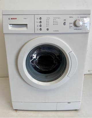 Lavadora Bosch 7kg A+A