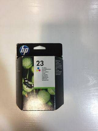 Cartucho tinta Hp 23