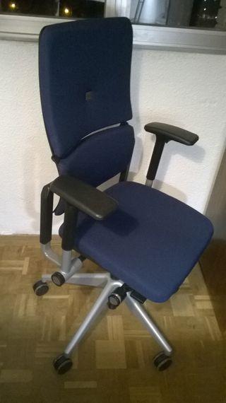 STEELCASE PLEASE v2 Teletrabajo silla oficina