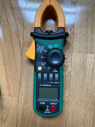 Pinza Amperimetrica Tester KPS 2000 BMPS NUEVA