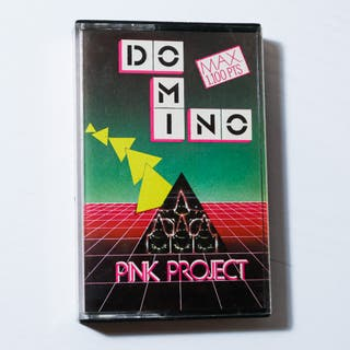 Pink Project Domino - Cassete